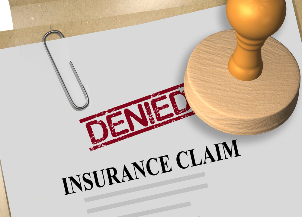 insurance denied for homeowners
